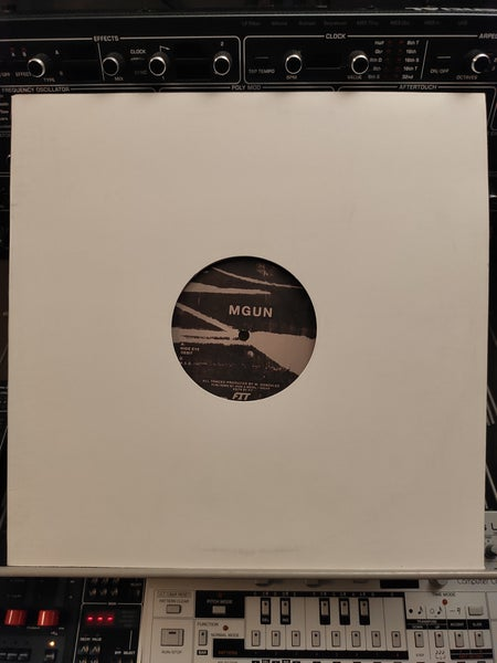 Image of MGUN – MGUN EP