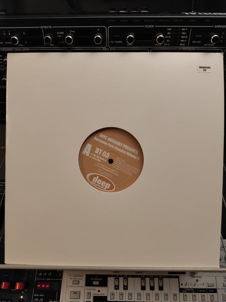 Image of Mike Huckaby ‎– Harmonie Park Classics Volume 2