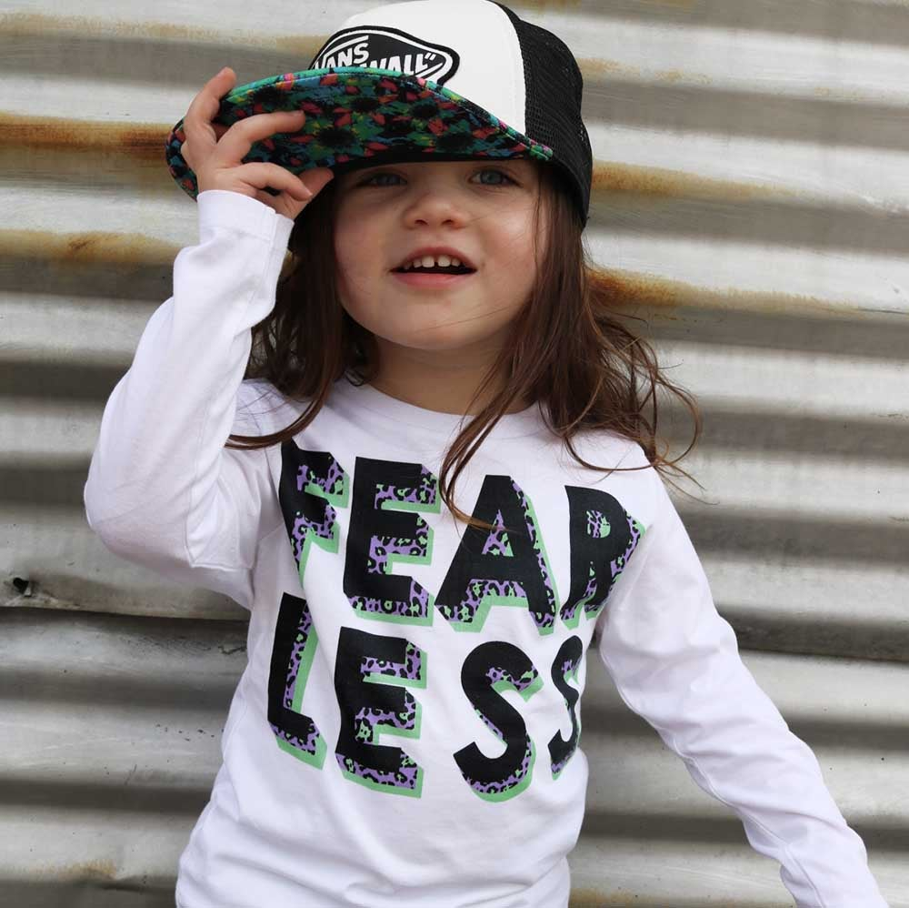 Image of FEARLESS ANIMAL TOP