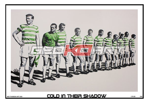 Image of LISBON LIONS 67 - COLD IN THEIR SHADOW