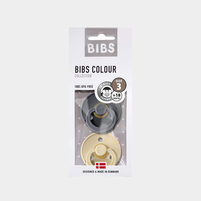 Image of Bibs Colour Iron / Beige