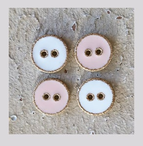 Image of Boutons: Lovely & pretty buttons