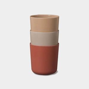 Image of Cink 3 Mugs Fog/Rye/Brick