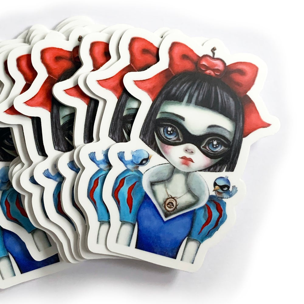 Image of Gala Thief Sticker