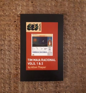 Image of Allen Thayer - Tim Maia's Tim Maia Racional Vols. 1 & 2 - BOOK (BLOOMSBURY)