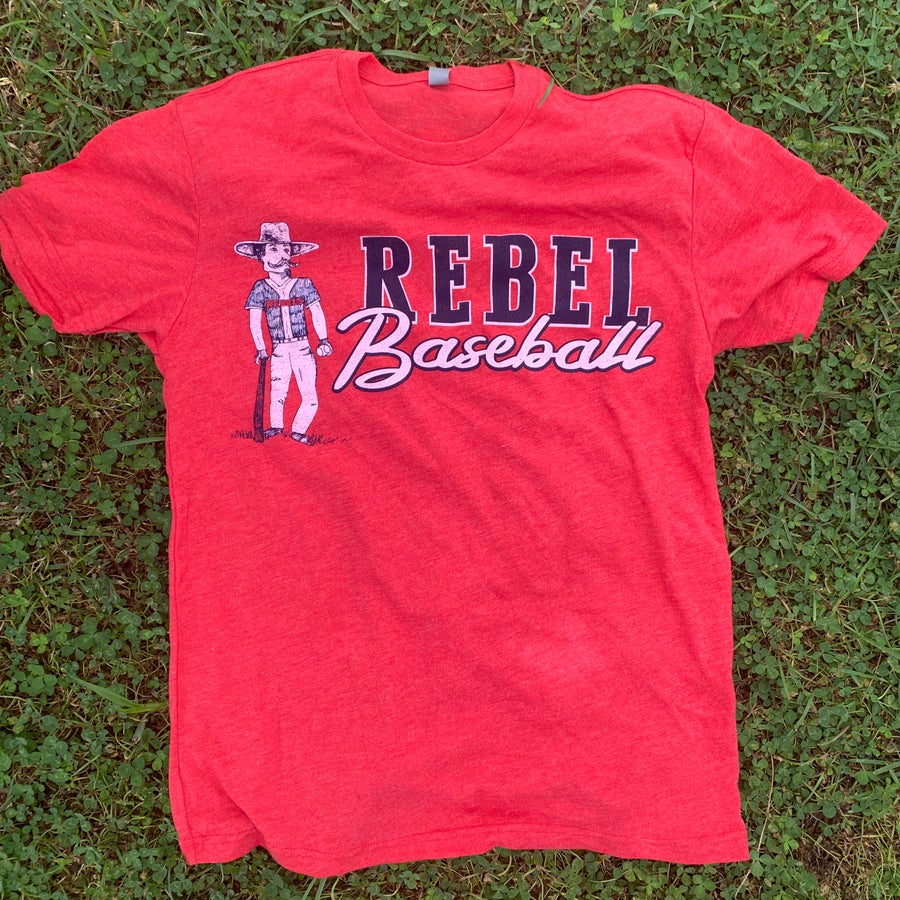Image of Youth Rebel Baseball Tees