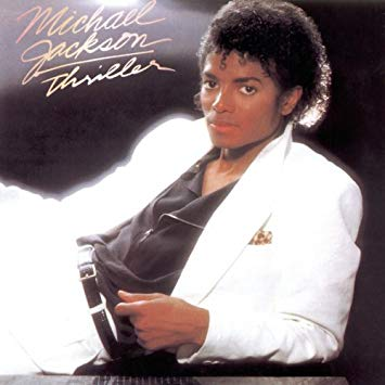 Image of Michael Jackson - Thriller