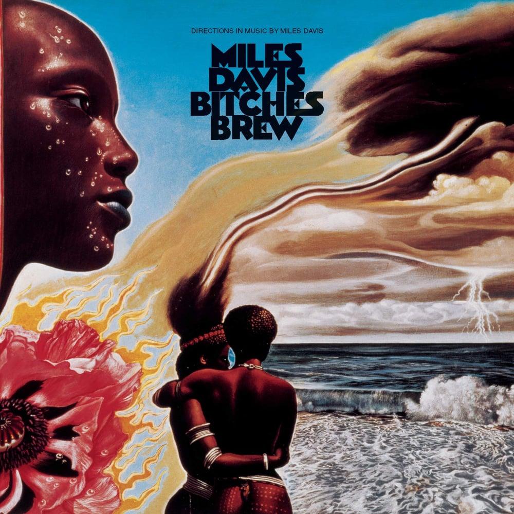 Image of Miles Davis - Bitches Brew