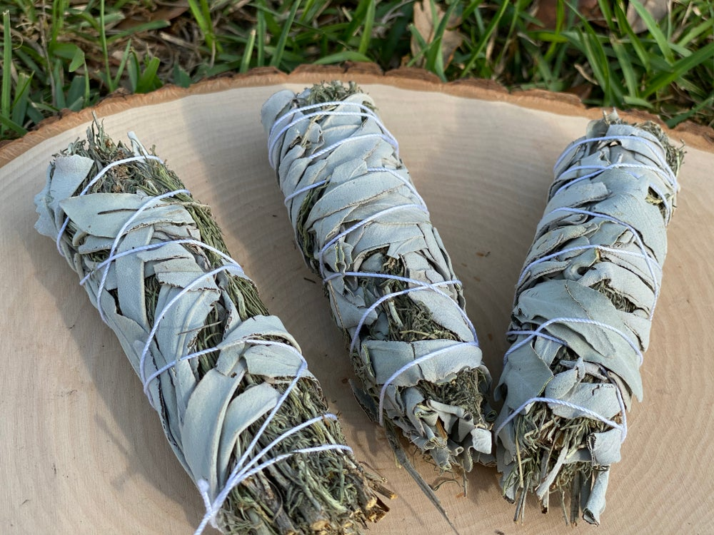 Image of White Sage & Rosemary