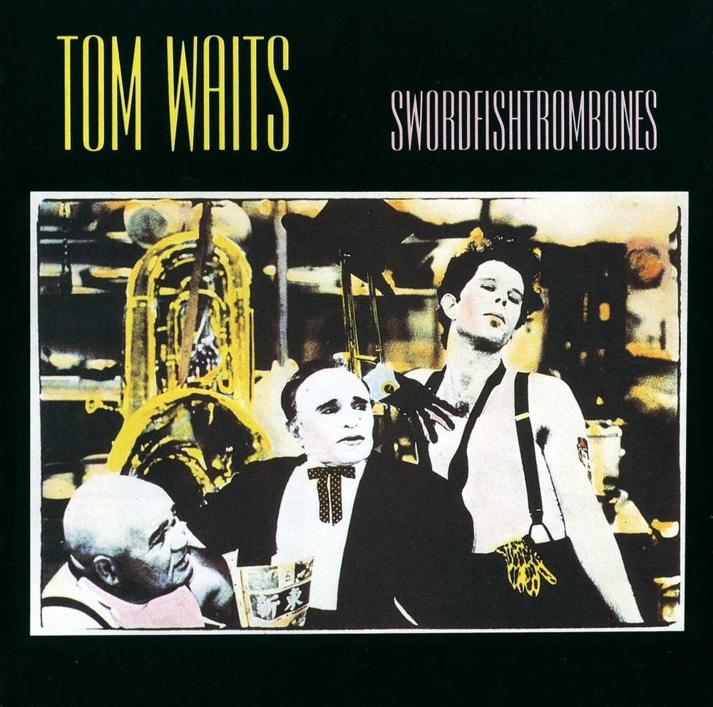 Image of Tom Waits - Swordfishtrombones