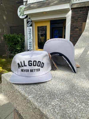 All Good Never Better Grey Hat