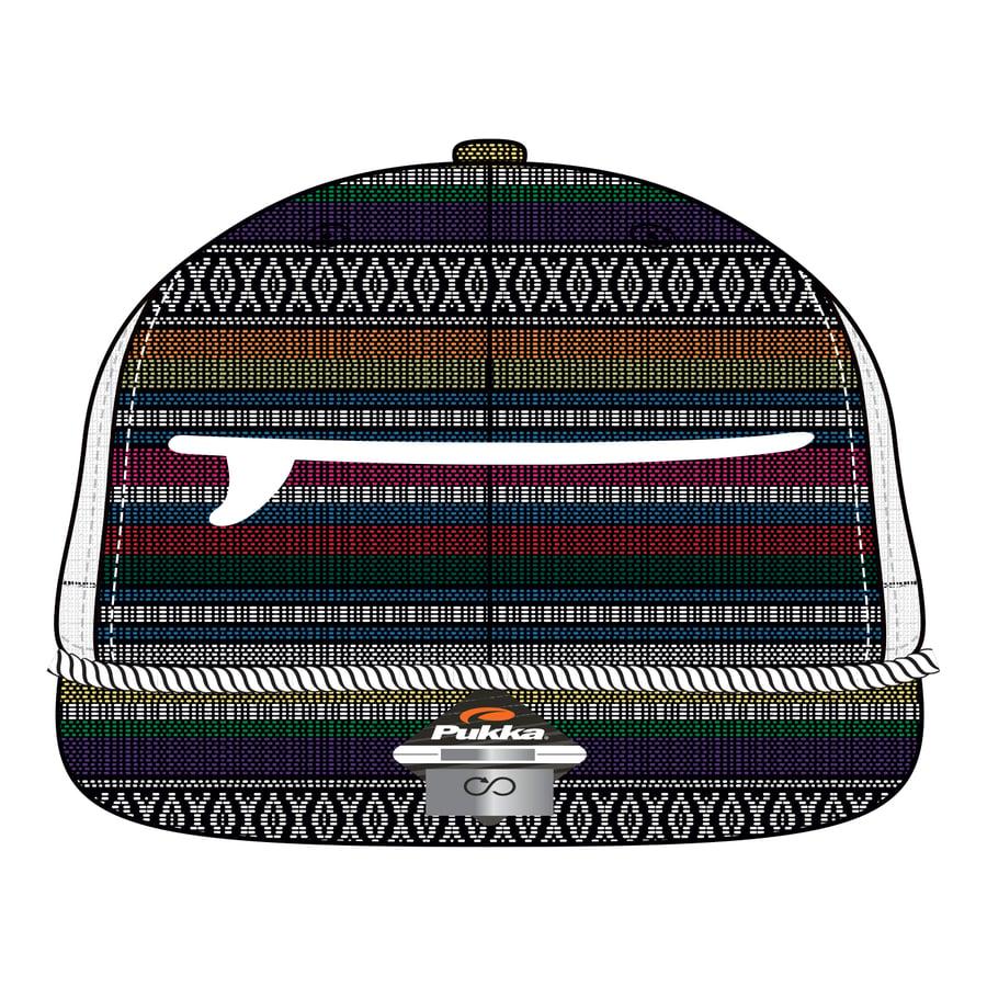 Image of Boardroom Hat Aztec