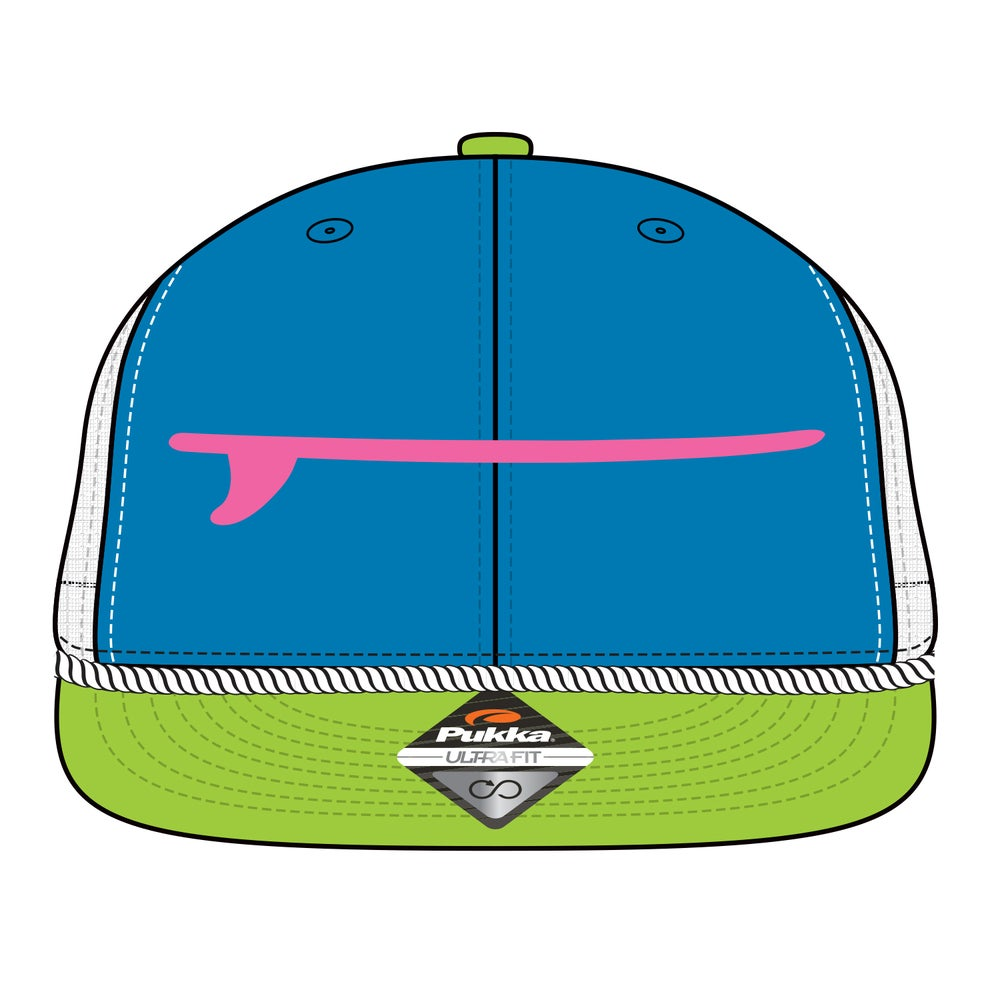 Image of Boardroom Hat Neon