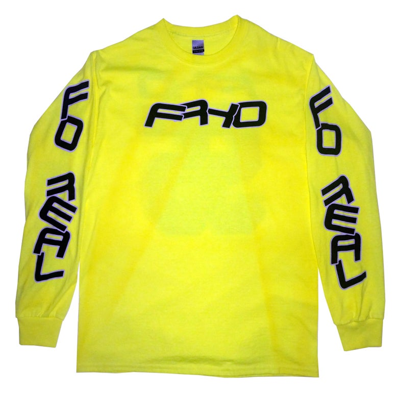 Image of FO REAL LONG SLEEVE TEE