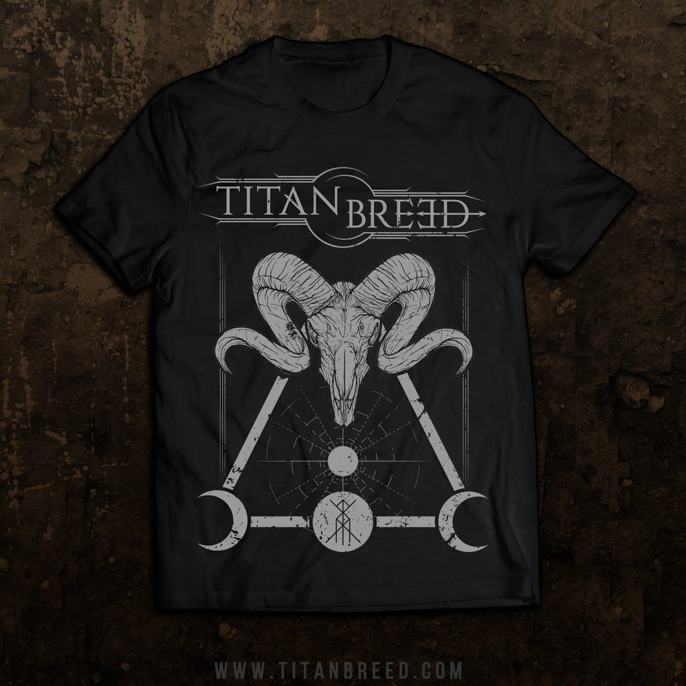 Image of 'Ritual' Short Sleeved T-Shirt (Available in 2 colours)