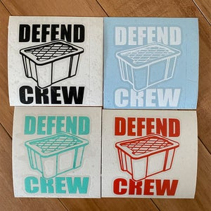 Defend Merch