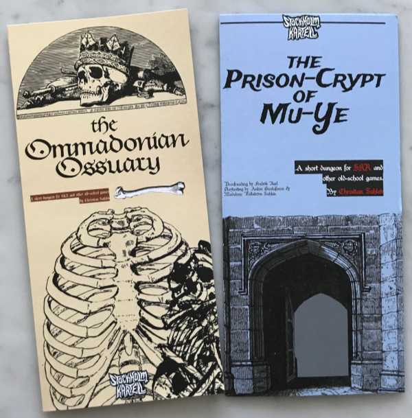 Image of Pamphlet Modules #1