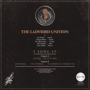 Image of The Ladybird Unition 5-Song EP