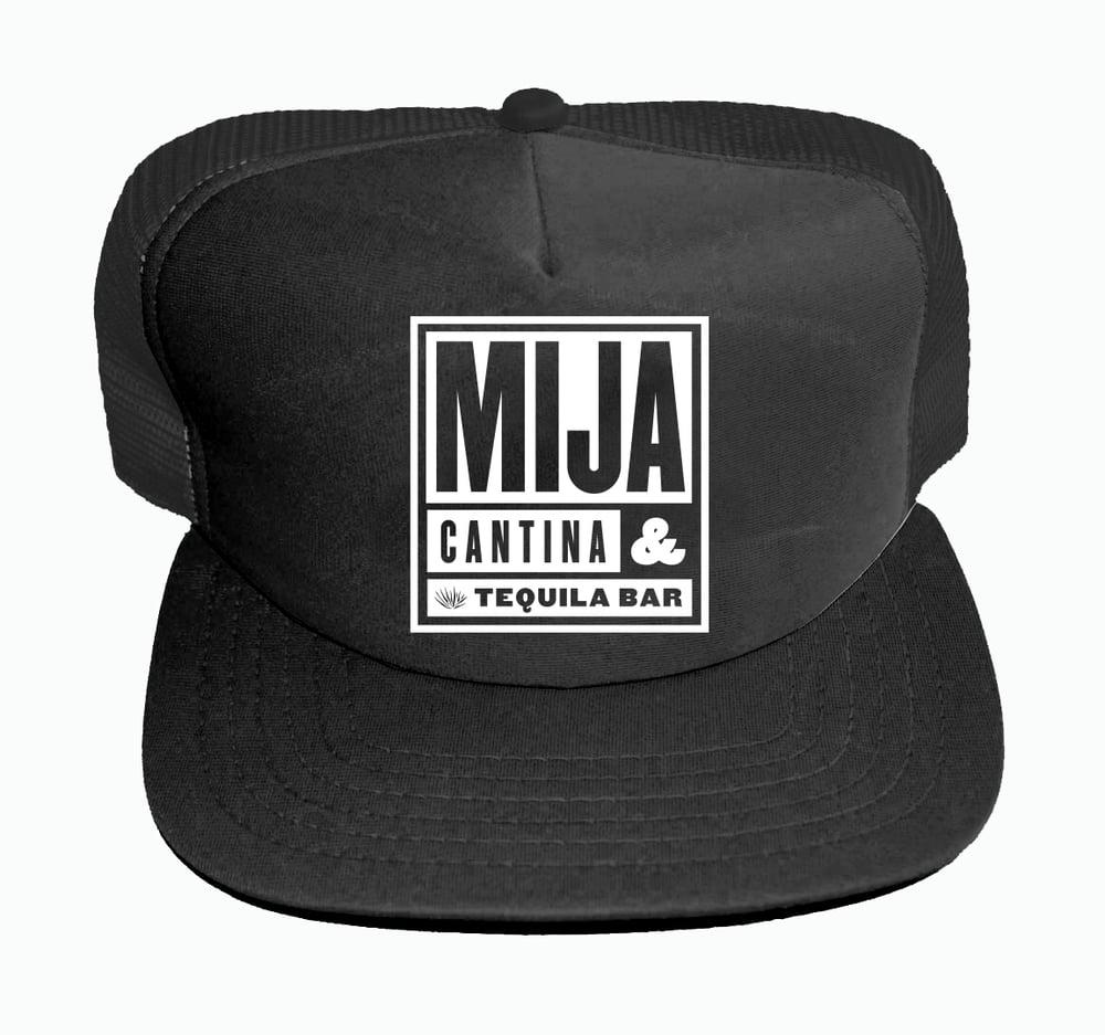 Image of Mija Logo Trucker