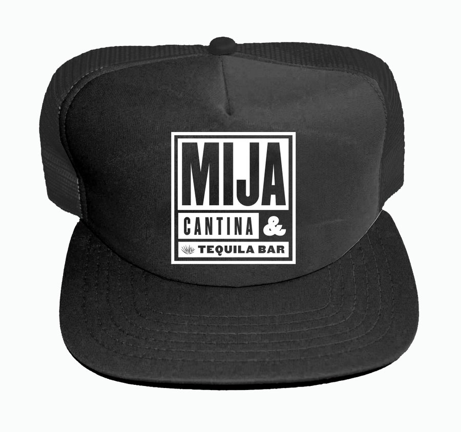 Image of Mija Logo Trucker