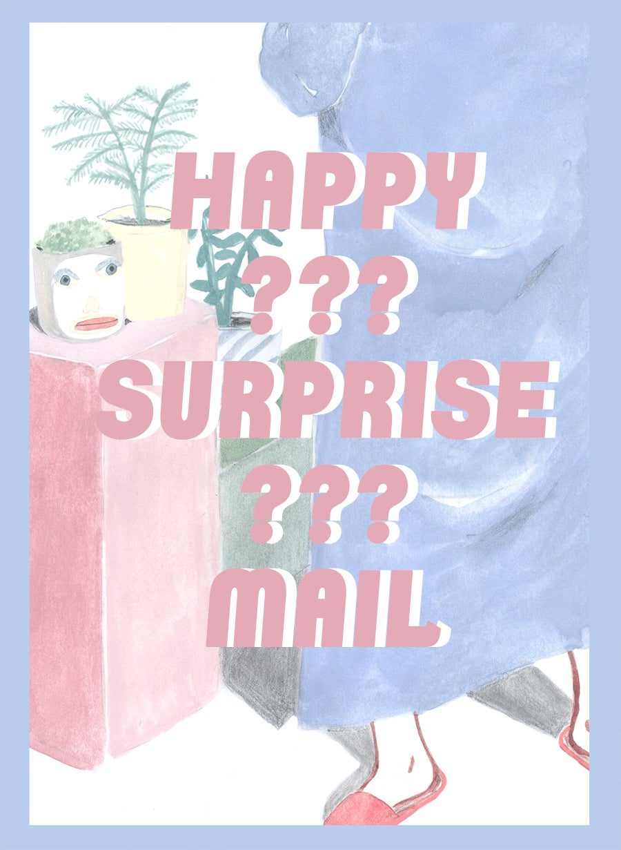 Image of Happy Surprise Mail