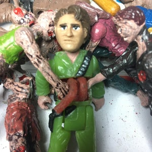 Image of Pickman's Midnight Creature Feature - Captain Rhodes *PREORDER*