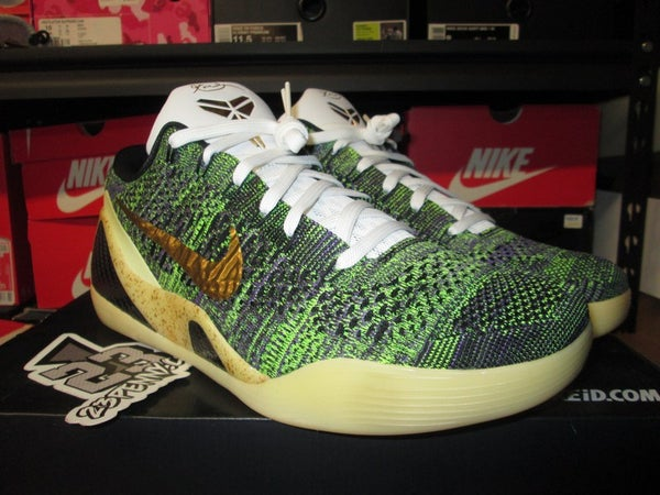 "Zoom Kobe IX (9) Elite Low ""Mamba Moment NikeiD"" - SIZE11ONLY - BY 23PENNY"