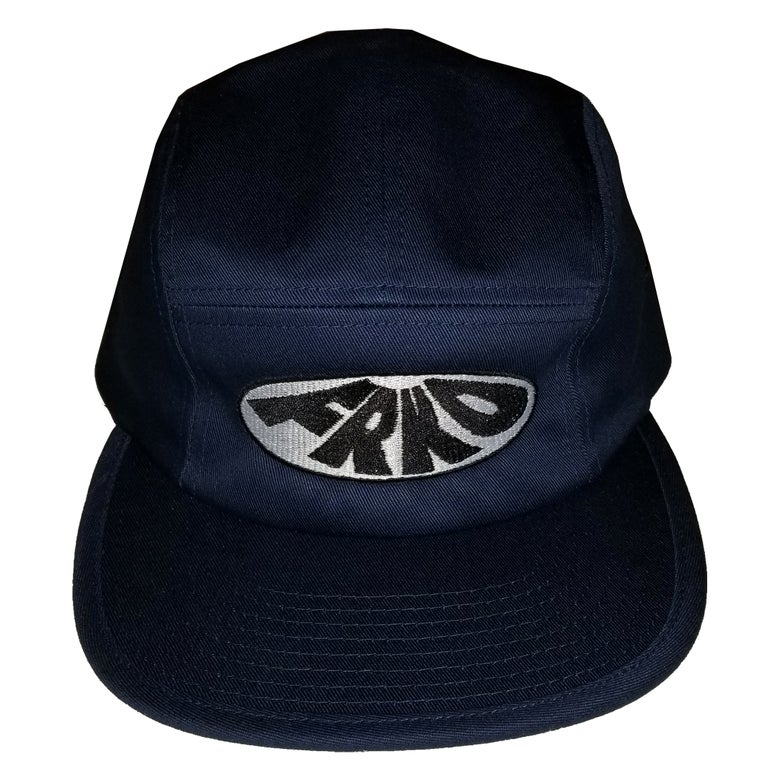 Image of WAVY NAVY CAMPER HAT