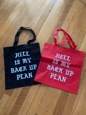 **FREE USA SHIPPING** HELL tote