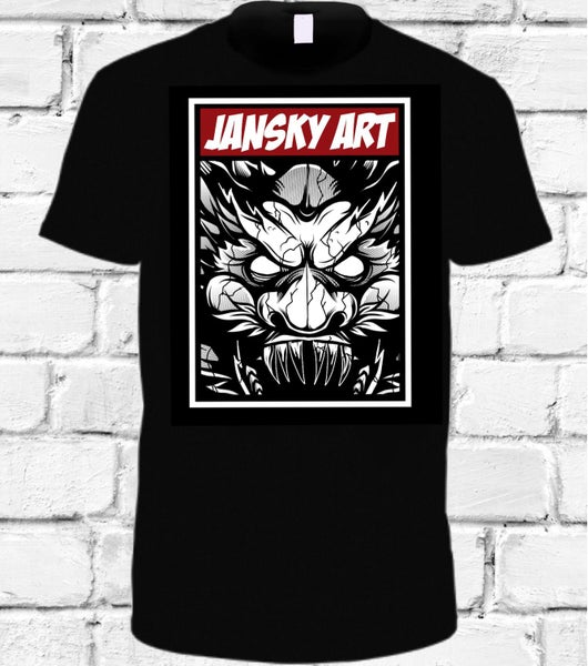 Image of Jansky Art-Monster
