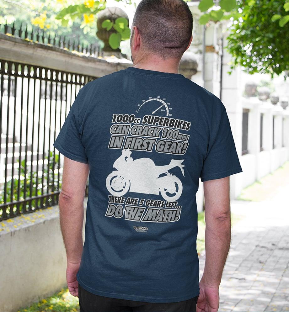 Image of Do The Math T-Shirt