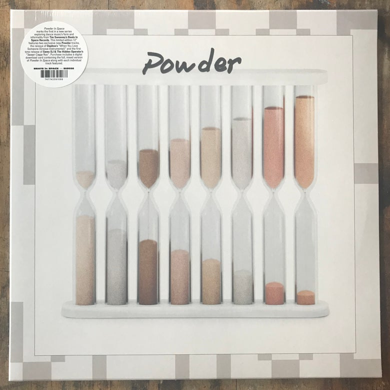Image of Powder - Powder In Space 12""
