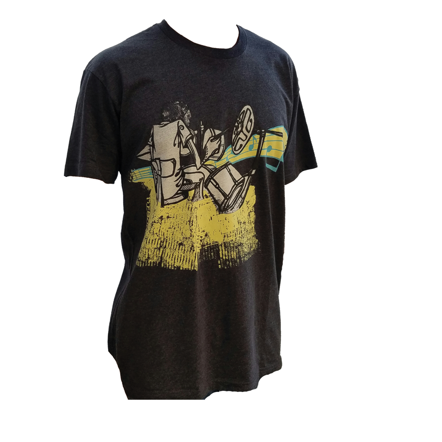 Image of Funky Drummer T-Shirt
