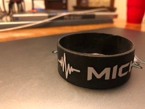 Image of Michale Graves bracelet