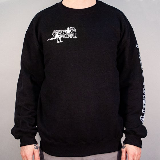Image of Post Animal Crew Neck Sweatshirt