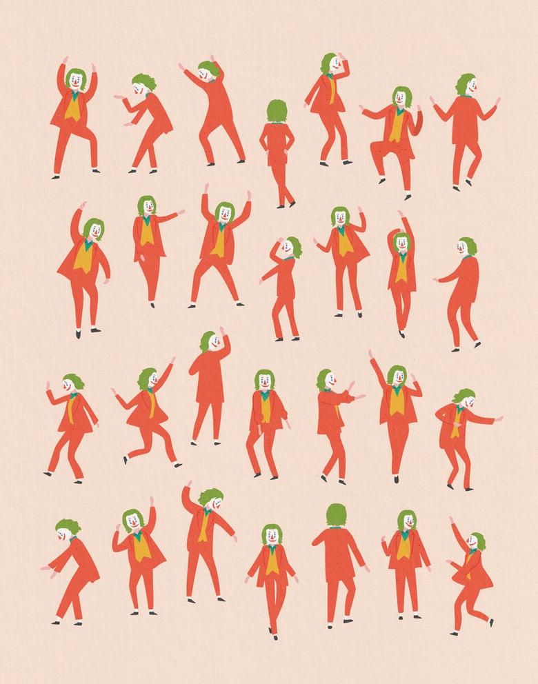 Image of Joker Art Print
