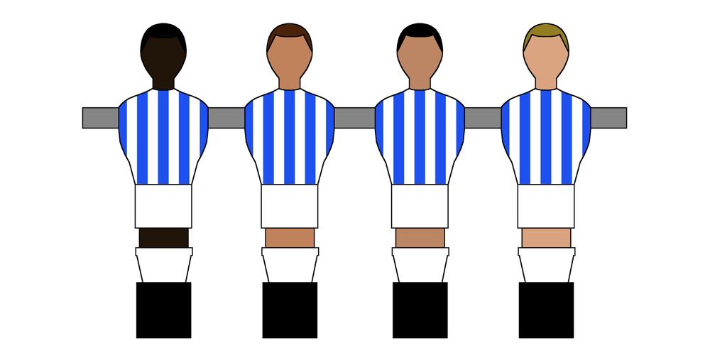 Embroidered Club Range - Huddersfield