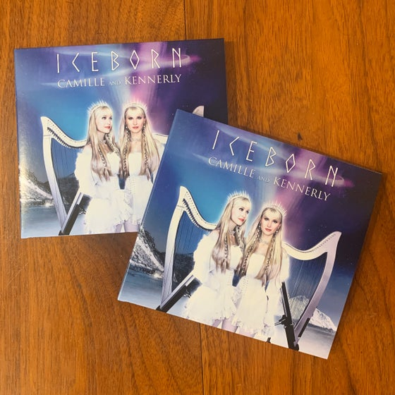 Image of Double ICEBORN autographed CD bundle!