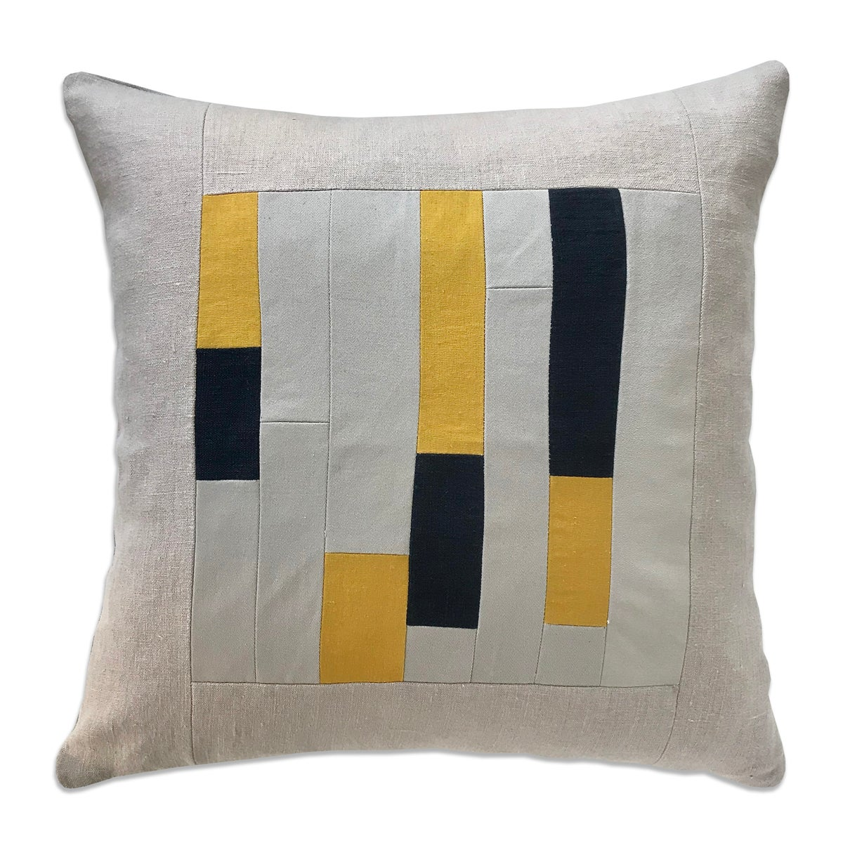 Image of GRAPHIC COLLAGE PILLOW #7