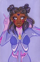 Image 1 of Lavender: Plugsuit Magical Girl