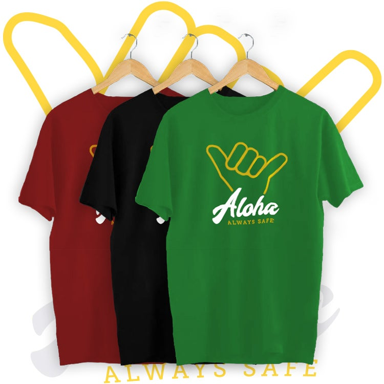 Image of Aloha. Always Safe.