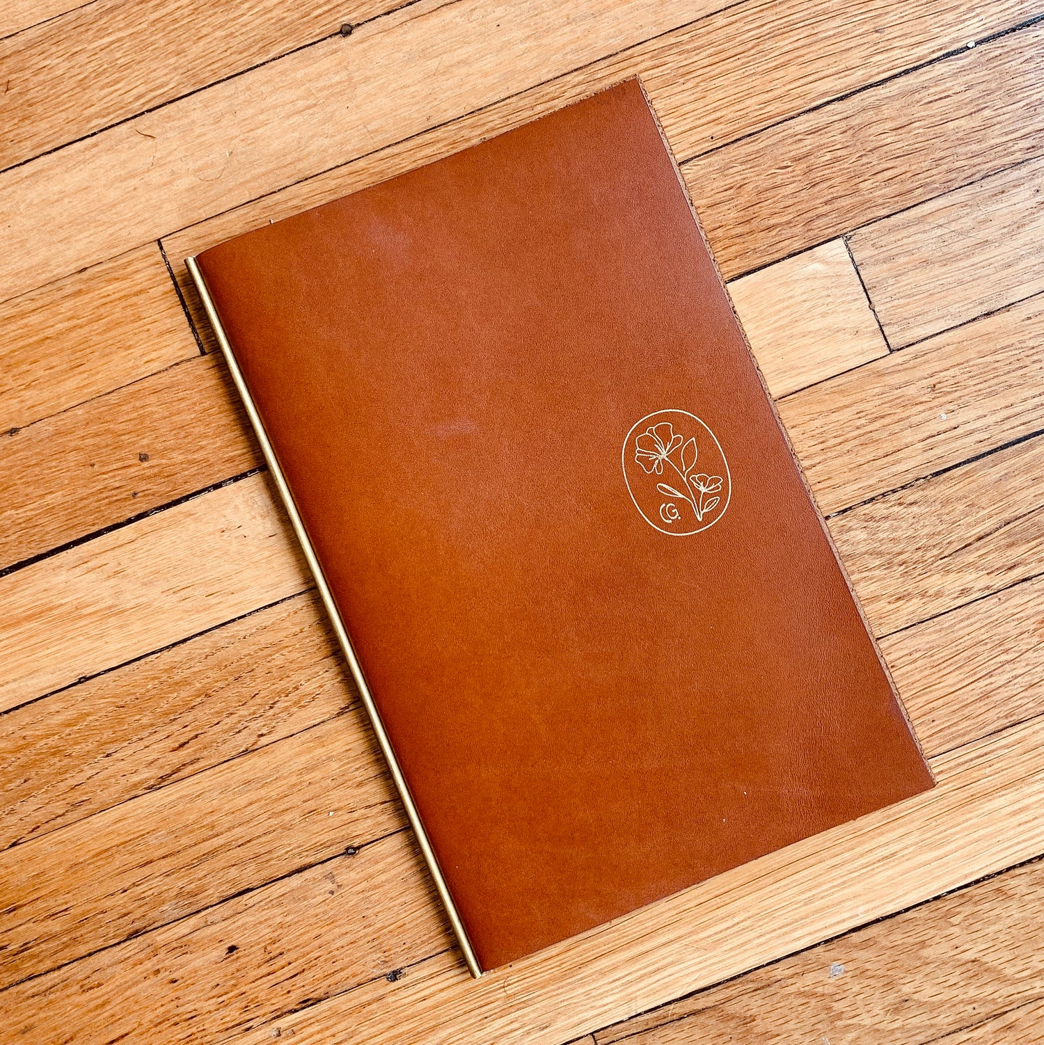 Image of Leather Compendium Cover