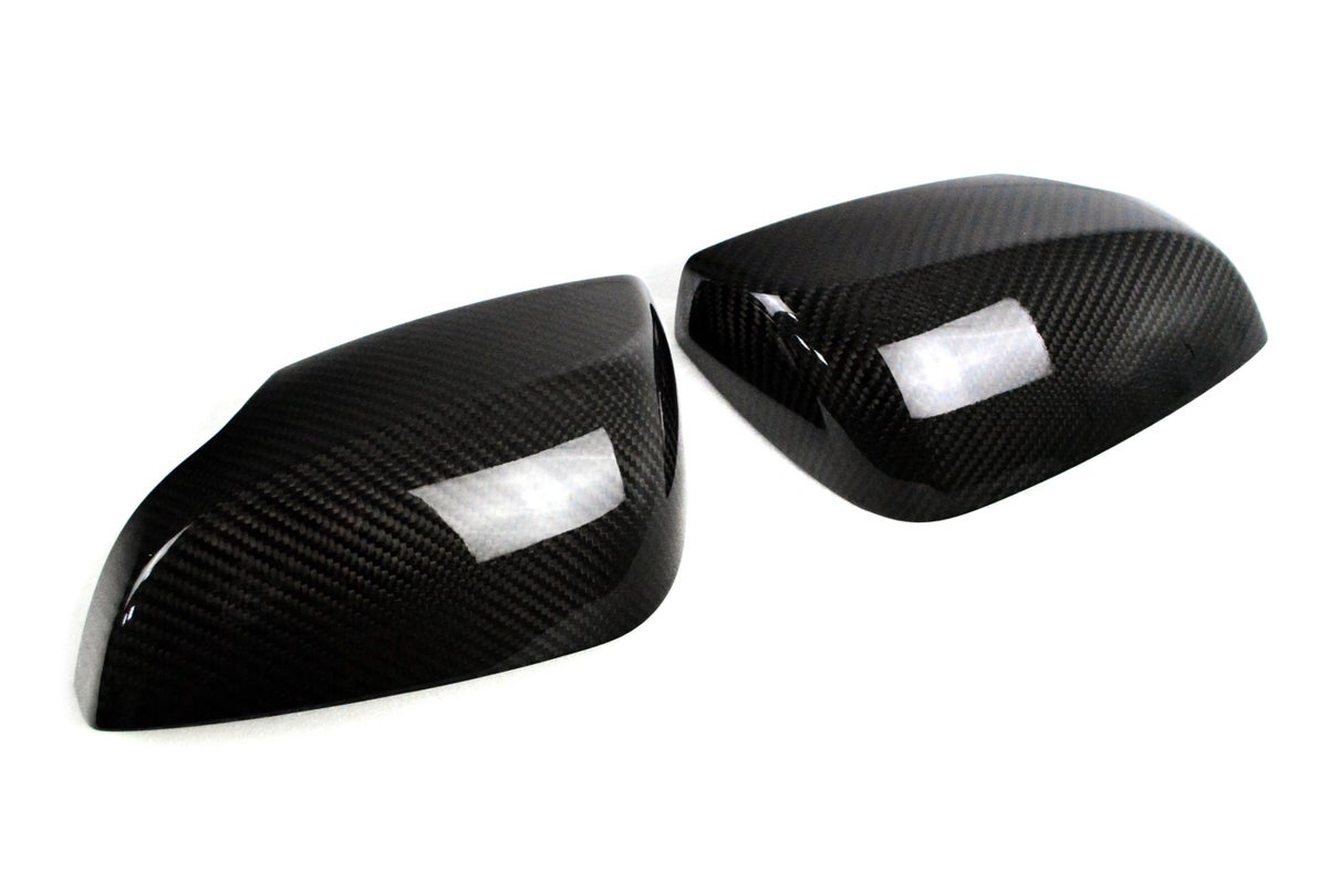 Image of Carbon Fiber Mirror Covers