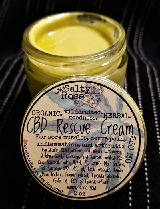 Image of CBD Rescue Cream