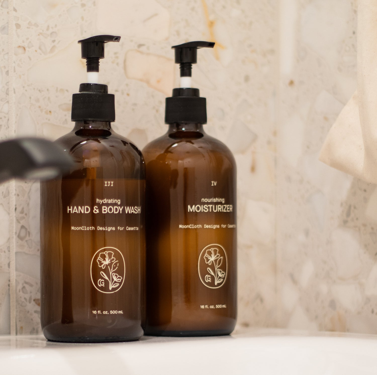 Image of Organic Bath Amenities