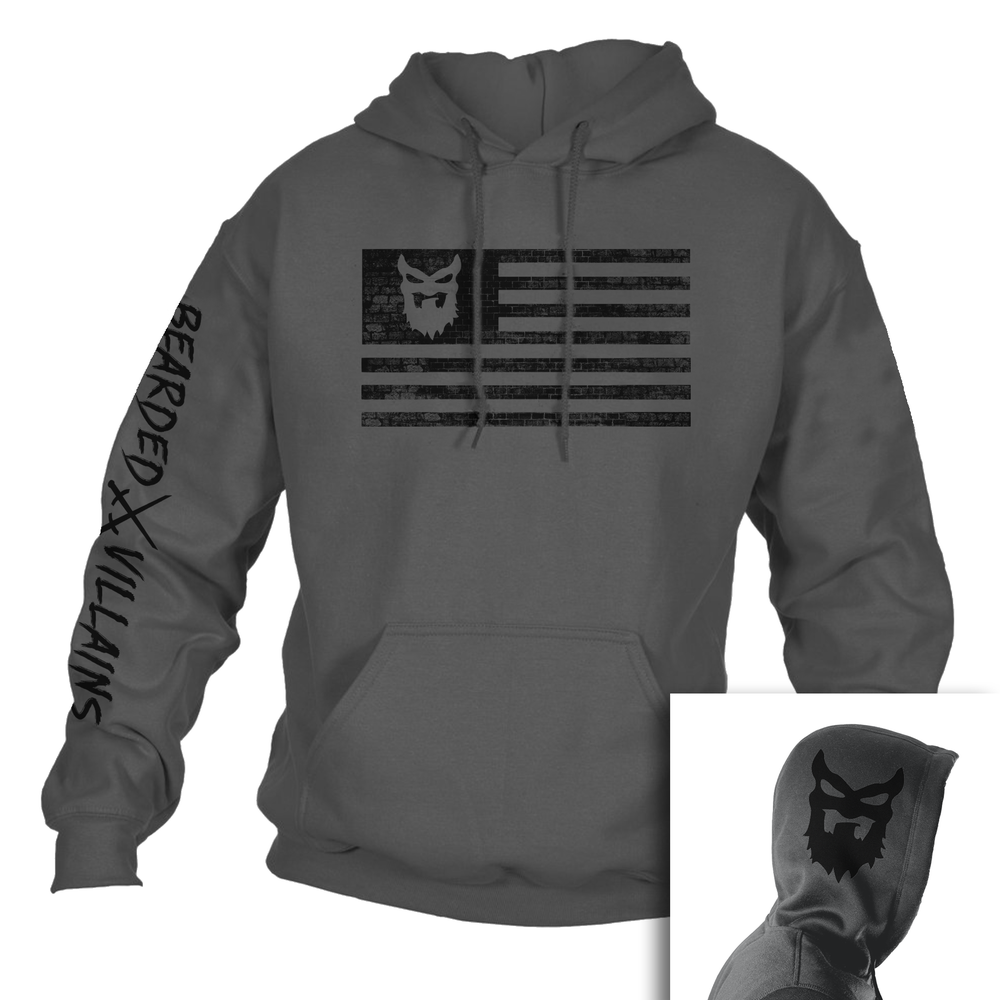 "Image of "" BV NATION "" Pullover Hoodie"