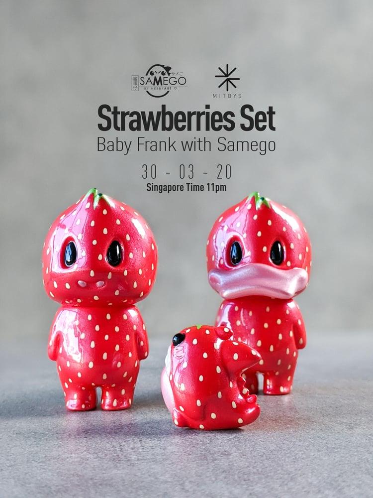 Image of Strawberries Set