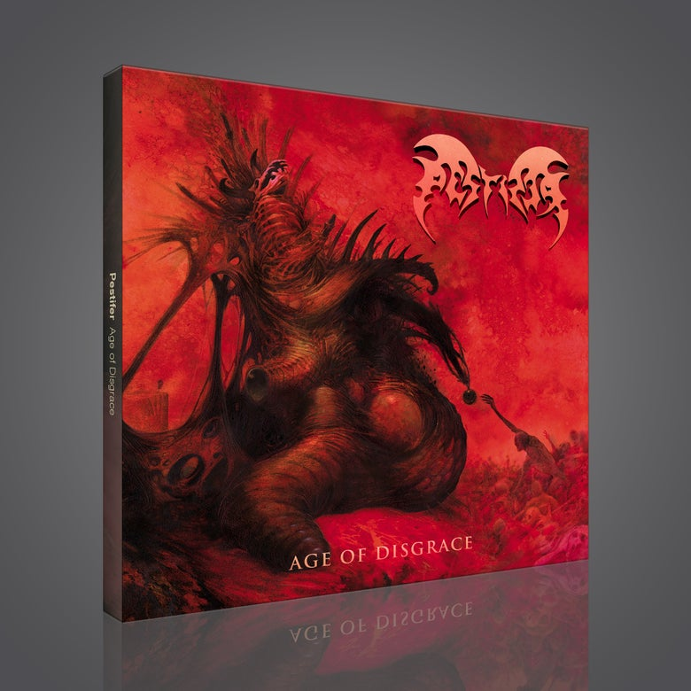 Image of [CD] Age of Disgrace (2010)