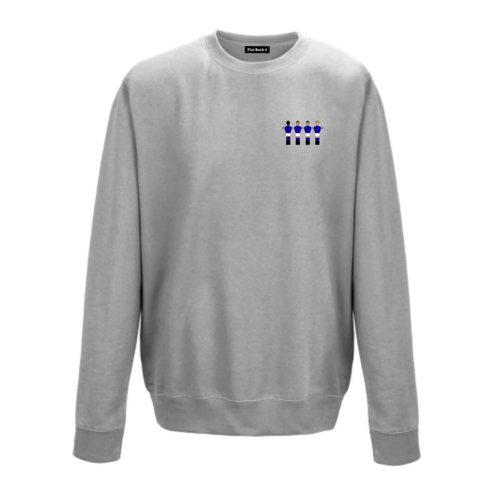 Embroidered Club Range - Leicester