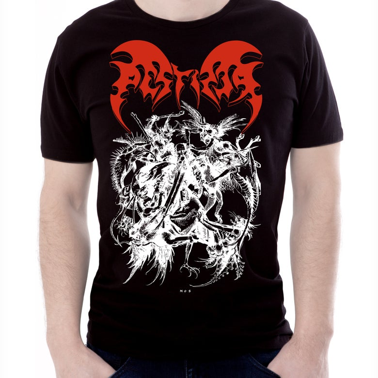 Image of [T-Shirt] red logo version